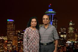 Space Needle , Ganeshan V - April 2015