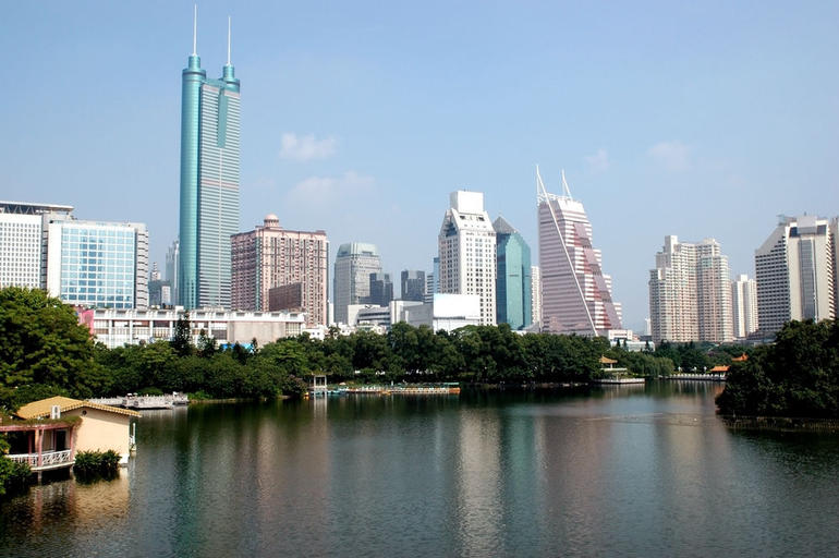 Shenzhen Sightseeing and Shopping Tour from Hong Kong photo 14
