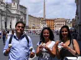 Small-Group Food Tour in Rome: Espresso, Gelato and Tiramisu - July 2012