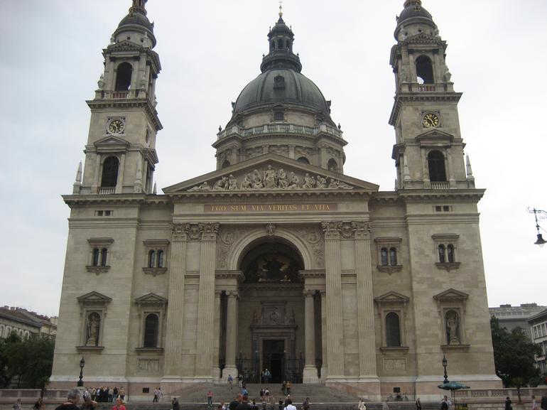 Budapest Evening Walking Tour with optional Danube River Cruise photo 35