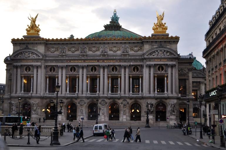 The Opera House - Paris