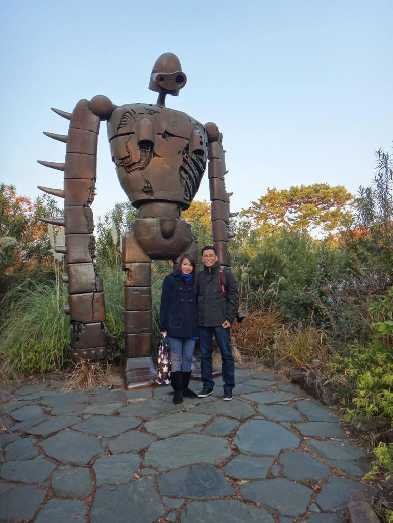 The Peraltas in Studio Ghibli - Tokyo