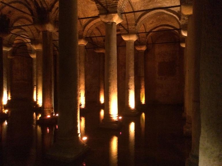 Underground Cistern - Istanbul