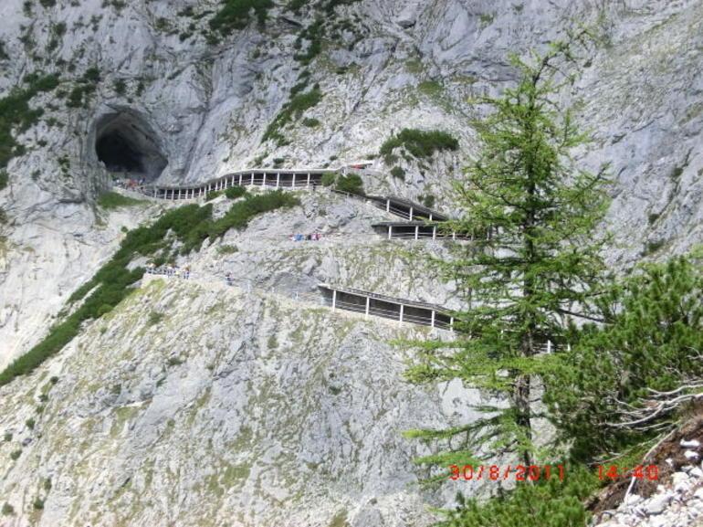 Werfen Ice Caves - Salzburg