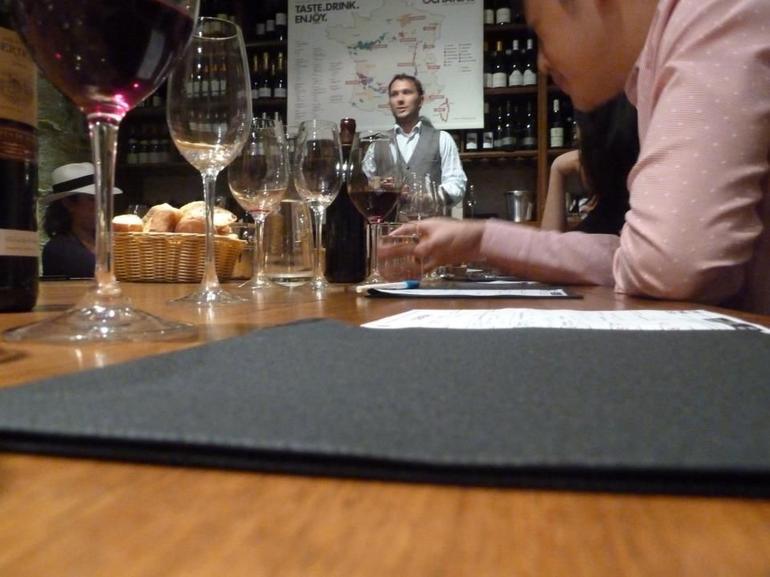 Wine tasting - Paris