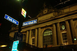 Grand Central Station in NYC ... a great overview and guided walk through! , MARY E O - November 2016