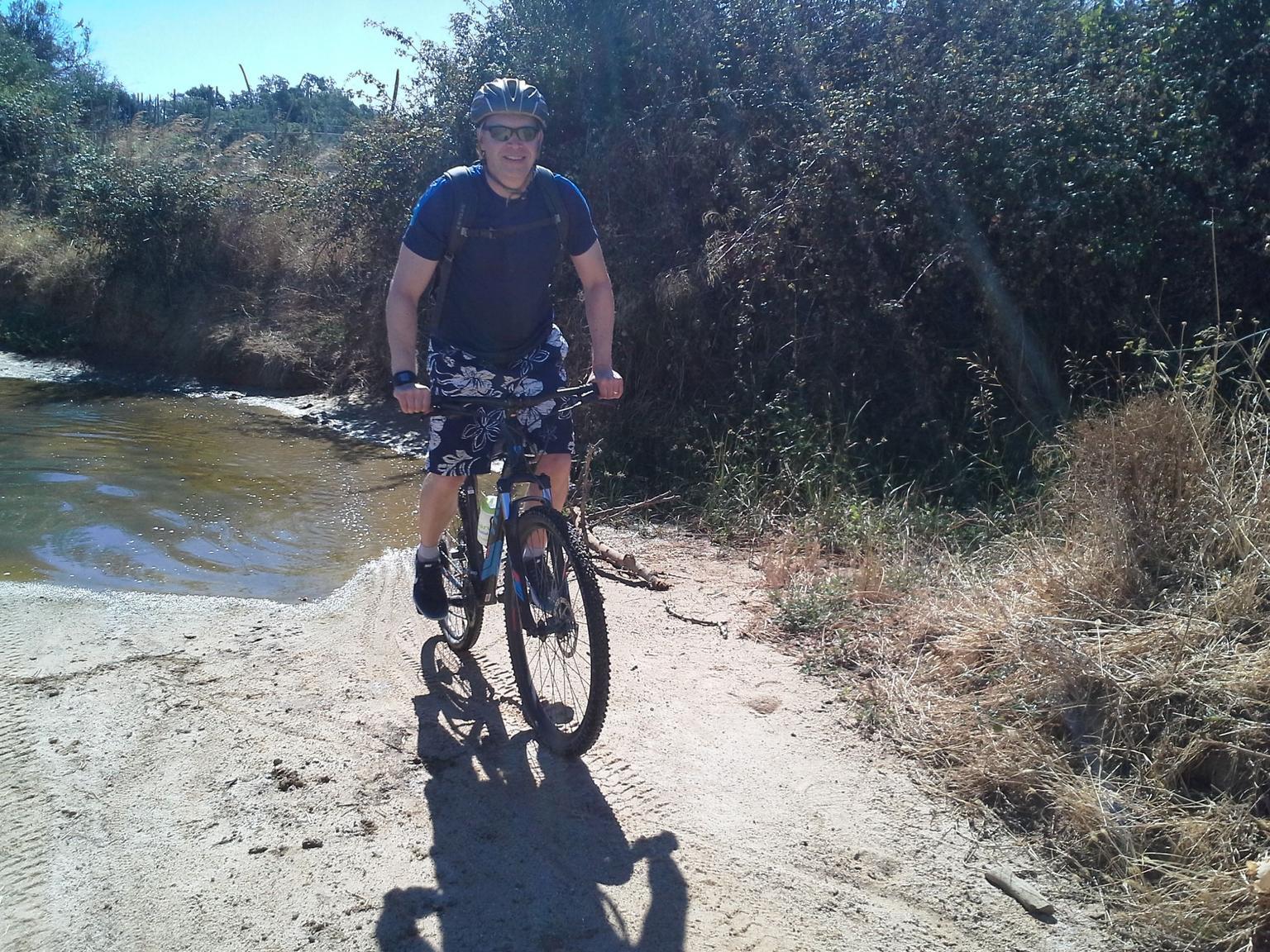 MAIS FOTOS, A costa de Albufeira e excursão de bicicleta na zona rural