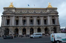 The Academie Nationale de Musique is a strikingly beautiful building! , Mark R - October 2017