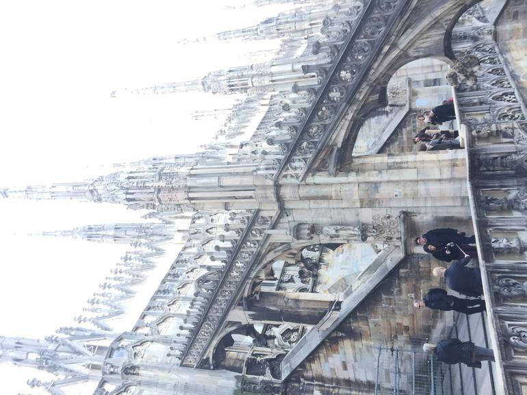 Skip the Line: Milan Cathedral and Rooftops by Elevator Ticket photo 8
