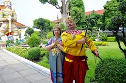 KING and I WAT ARUN TOUR , larcy - February 2018