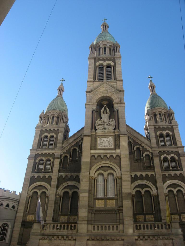 Anchorenas' Church - Buenos Aires