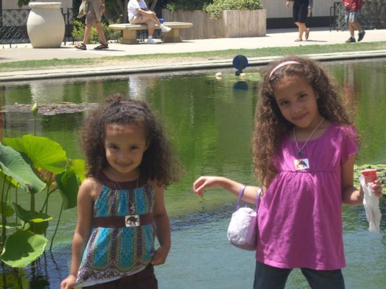 Balboa Park Lily Pond - San Diego