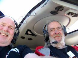 Boarding the copter pre flight , William C - February 2015