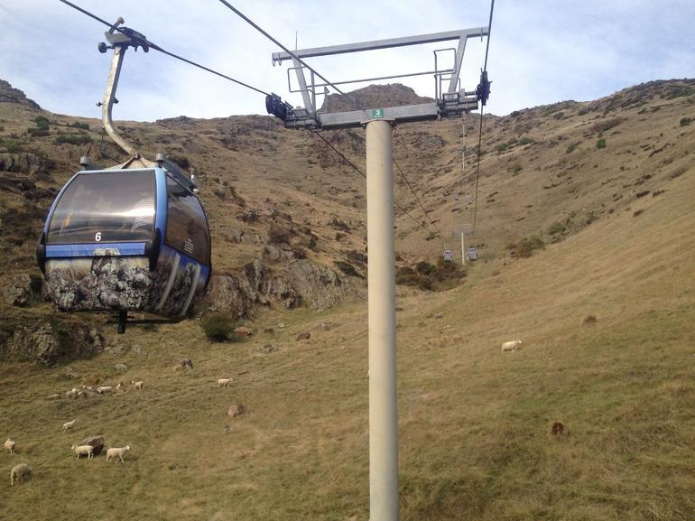Christchurch gondola - Christchurch