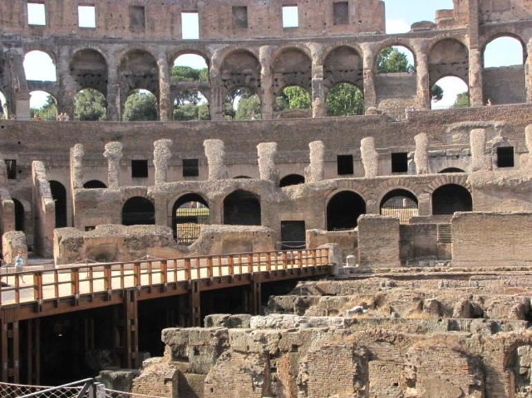 Colosseum / Ancient Rome Tour - Rome