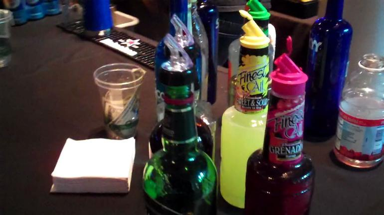 Drinks - San Francisco
