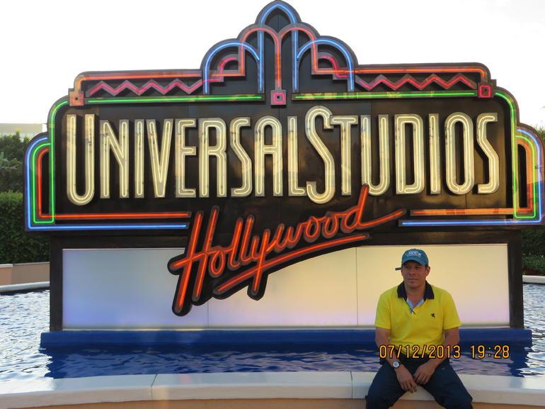 en studios universal - Los Angeles
