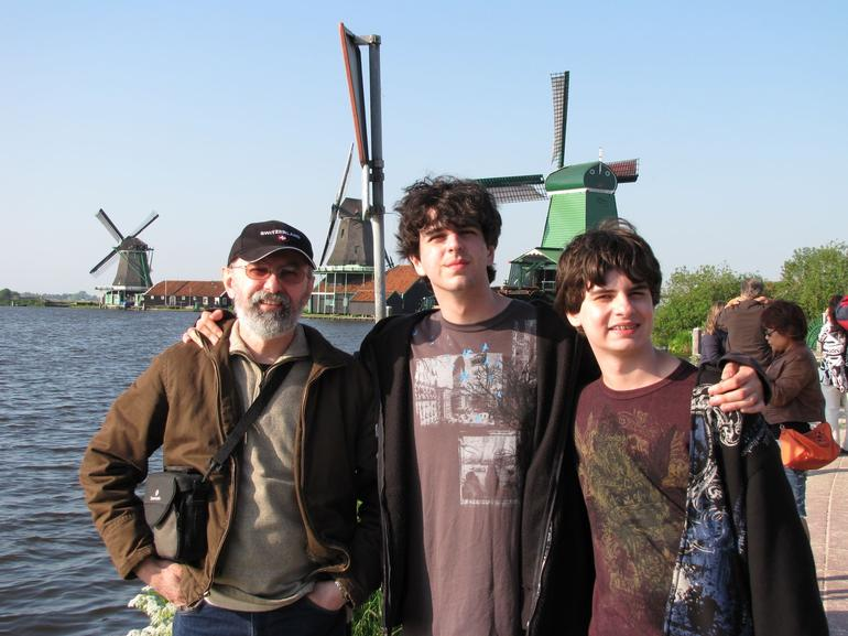 End of the trip - Amsterdam