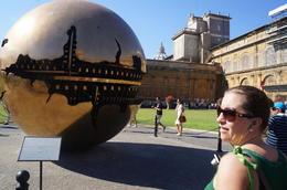 Curtindo o giro do globo , Michelle - September 2013
