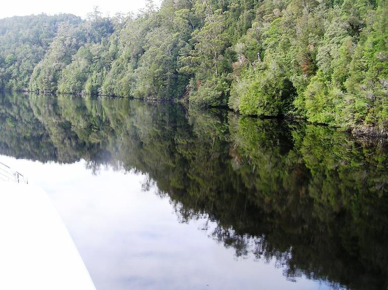 Gordon River Reflections - Tasmania