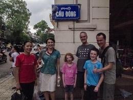 Hanoi street food tour - July 2013