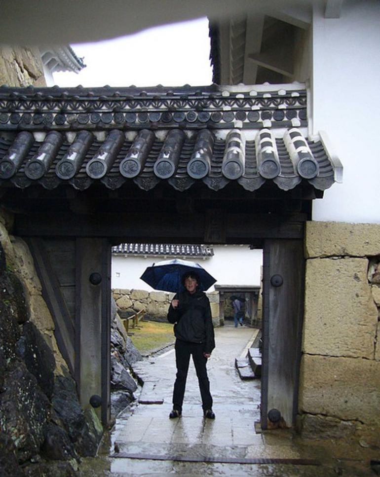 Himeji Doorway - Kyoto