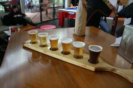 At the second stop in this tour, one can sample local brewed on-premises beer as well., SERGIO V - June 2009