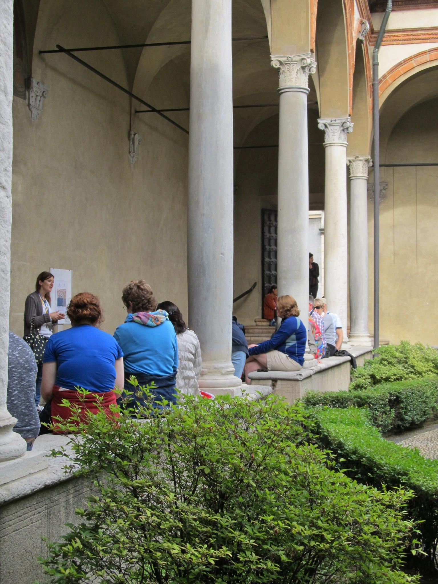 MÁS FOTOS, Evite las colas Recorrido a pie por Milar para ver las obras de Leonardo da Vinci, incluida la entrada para