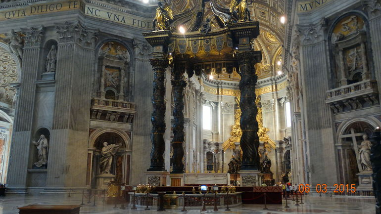 Private Vatican Museums Tour with Sistine Chapel & St. Peter's Basilica photo 18