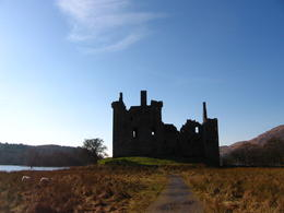 Kilchurn Castle , Audrey C - February 2013