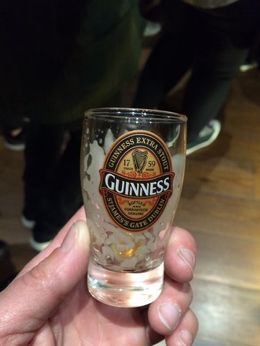 Big lesson from a wee glass. BeerDrinking101 , Denise M - April 2016