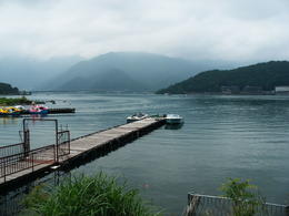 Lake Ashi , Kevin T - June 2012