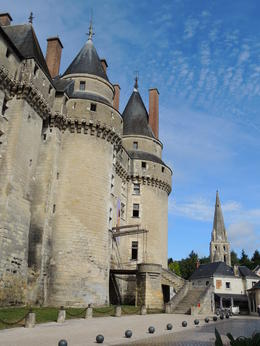 Interesting chateau and village. , Kevin F - September 2012