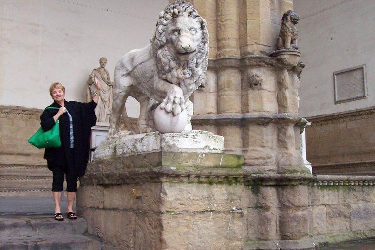 Lion - Florence