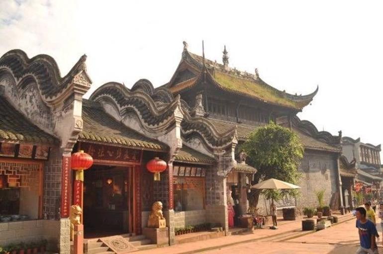 Luodai Old Town - Chengdu
