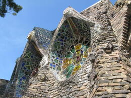 Gaudi's Little Church -practicing for the Great one , Judi - May 2011
