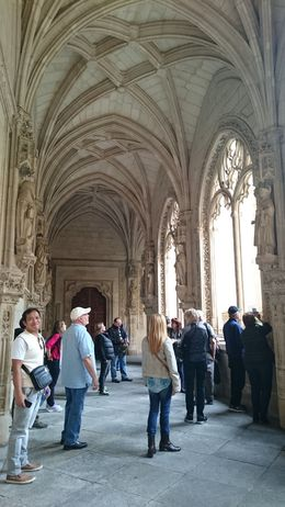 Monasterio San Juan Delos Reyes , Mary Grace C - November 2015