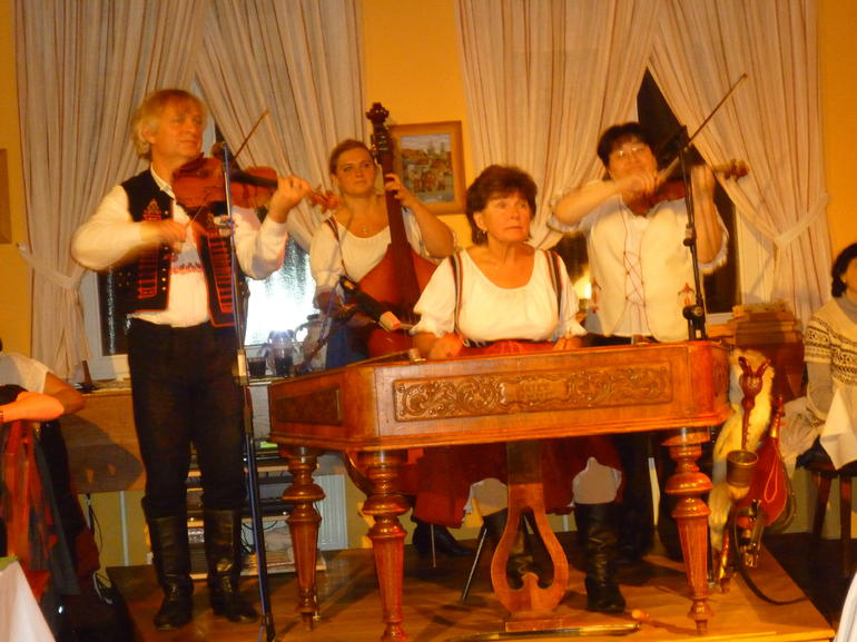 Prague Folklore Party Dinner and Entertainment photo 32