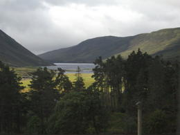 This photo just gives a taste of the marvellous views of the highlands visited August 2014 during the Viator Lochness tour from Edinburgh , Doris F - August 2014