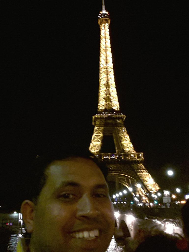 the spectacular eifel - Paris
