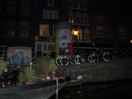 Canal In Amsterdam, Susan D - September 2010