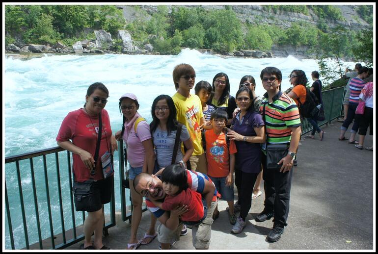 White Water Walk 1 - Niagara Falls & Around