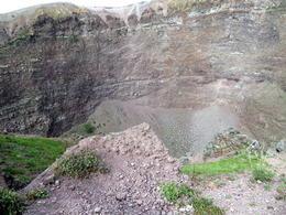 Cráter del Vesubio , aurorajos - May 2017