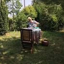 Pícnic en los viñedos, una exclusiva experiencia vinícola en el valle del Loira, Chinon, FRANCIA