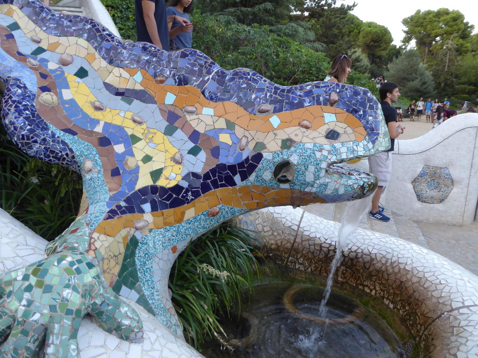 MÁS FOTOS, Evite las colas: Visita al Parque Güell y La Sagrada Familia en Barcelona