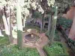 Alhambra courtyard , Brian R - November 2017