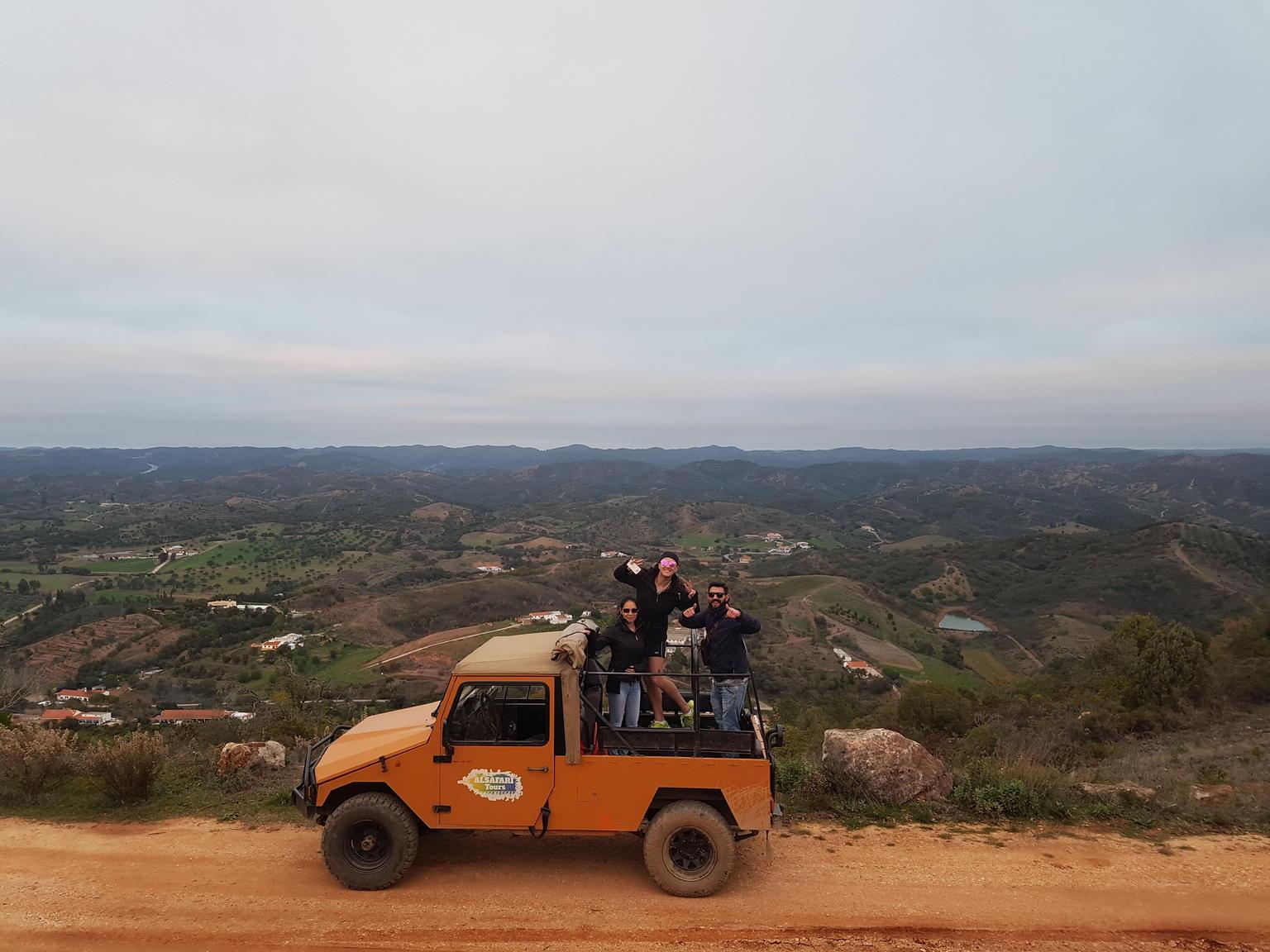 MÁS FOTOS, Safari en jeep de medio día en el Algarve