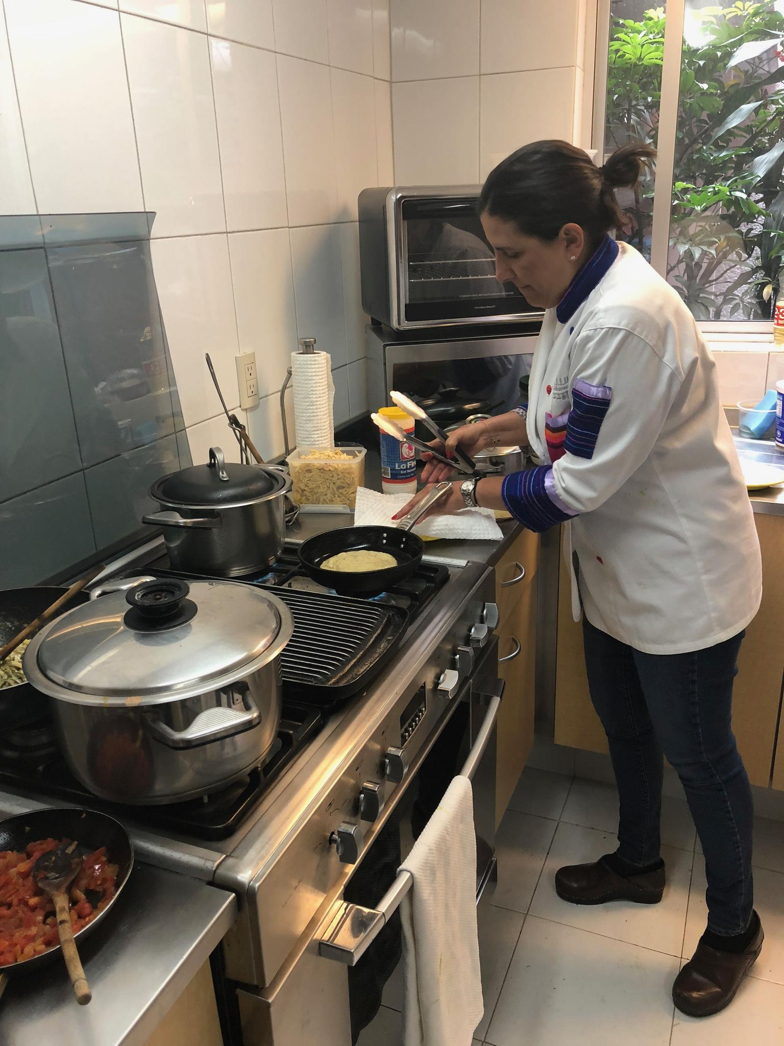 MAIS FOTOS, Authentic Mexican Cooking Lesson With a Gastronomic Historian in Mexico City