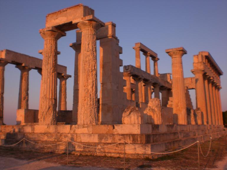 Aphia Temple Egina - Athens