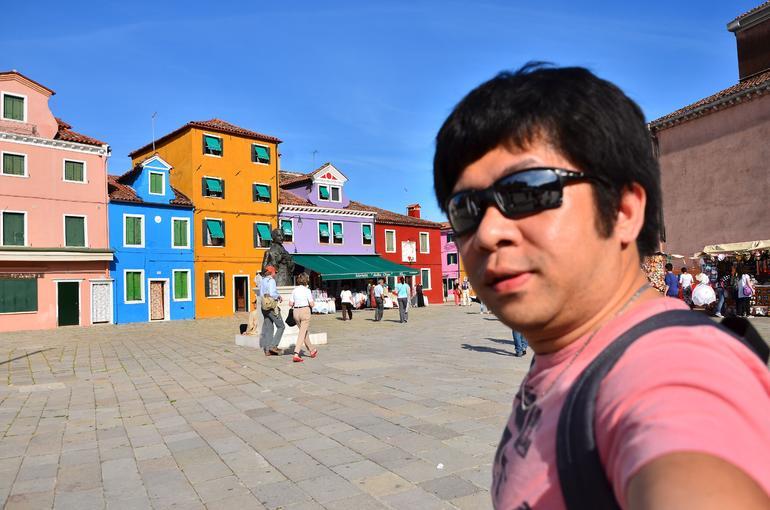 Burano's Beauty - Venice